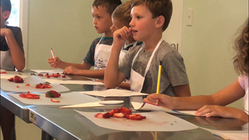 Young chefs cook up creativity in Cumming