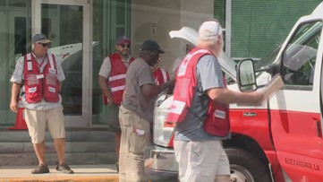 Georgia Red Cross volunteers heading to Louisiana