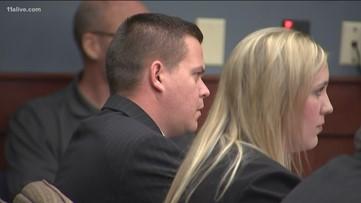 Judge declares mistrial for ex-trooper accused in crash that killed 2 teens