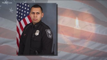 Funeral arrangements set for fallen DeKalb officer