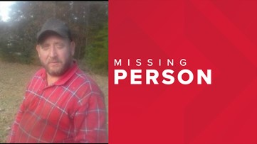 Police find missing north Georgia man, say he is 'in good hands'