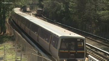 MARTA power problems may impact East line commuters
