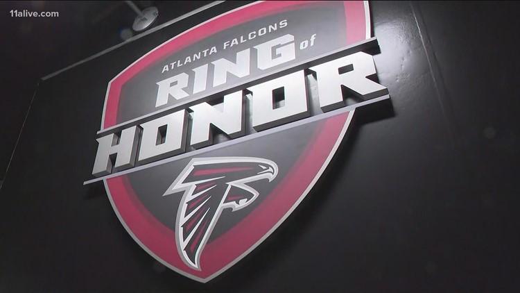 Atlanta Falcons unveil new Ring of Honor location