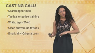 Casting call for white men with tactical training