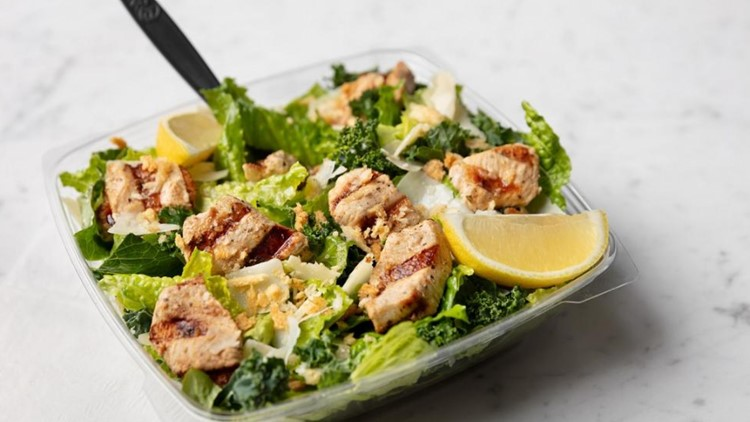 Chick-fil-A offering new salad for spring time