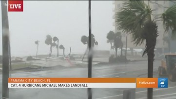 The 11Alive team reflect on covering the devastation of Hurricane Michael