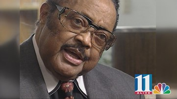 Hosea Williams' legacy through the Civil Rights Movement and non-profit organization