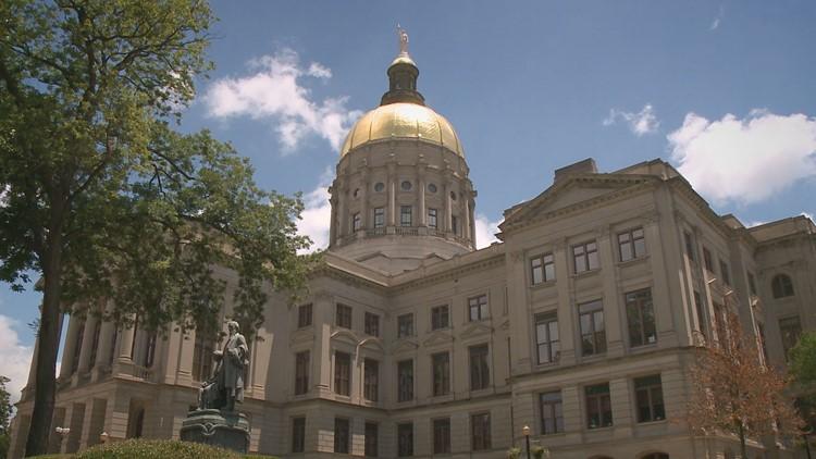 Georgia Democrats take gambling hostage over GOP voting bills