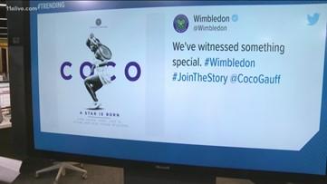 'A star is born': Coco Gauff notches Wimbledon win heard round the world over Venus Williams