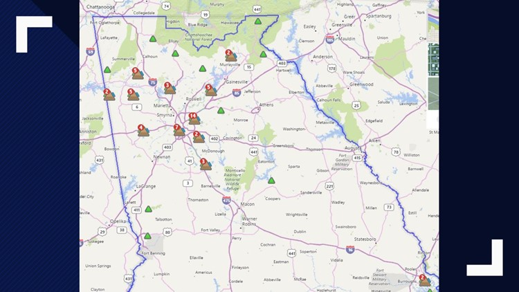 Battle Creek Power Outage Map.Flooding Is A Major Threat With Heaviest Rain Yet On The Way