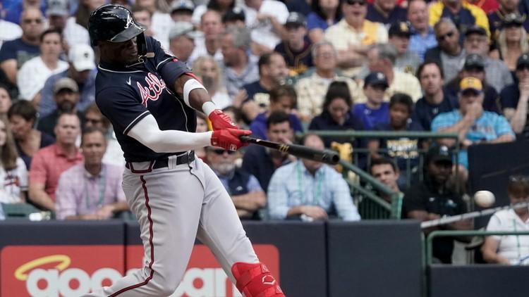 World Series updates | Braves' Soler scores home run; free tacos