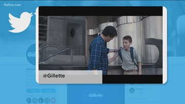 New Gillette ad takes on toxic masculinity
