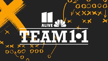 #Team11 Game of the Week: Lanier vs. Peachtree Ridge