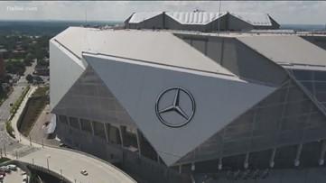 Atlanta plans for Super Bowl contingencies