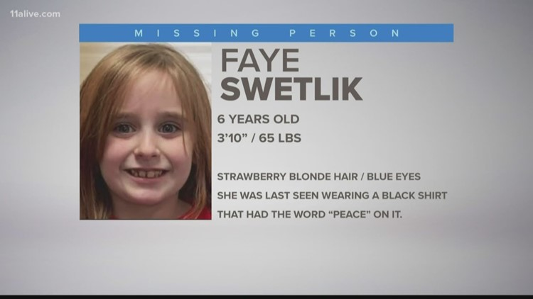 Search for missing South Carolina girl continues