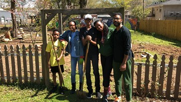 New EAV community garden is bringing the village back to its roots