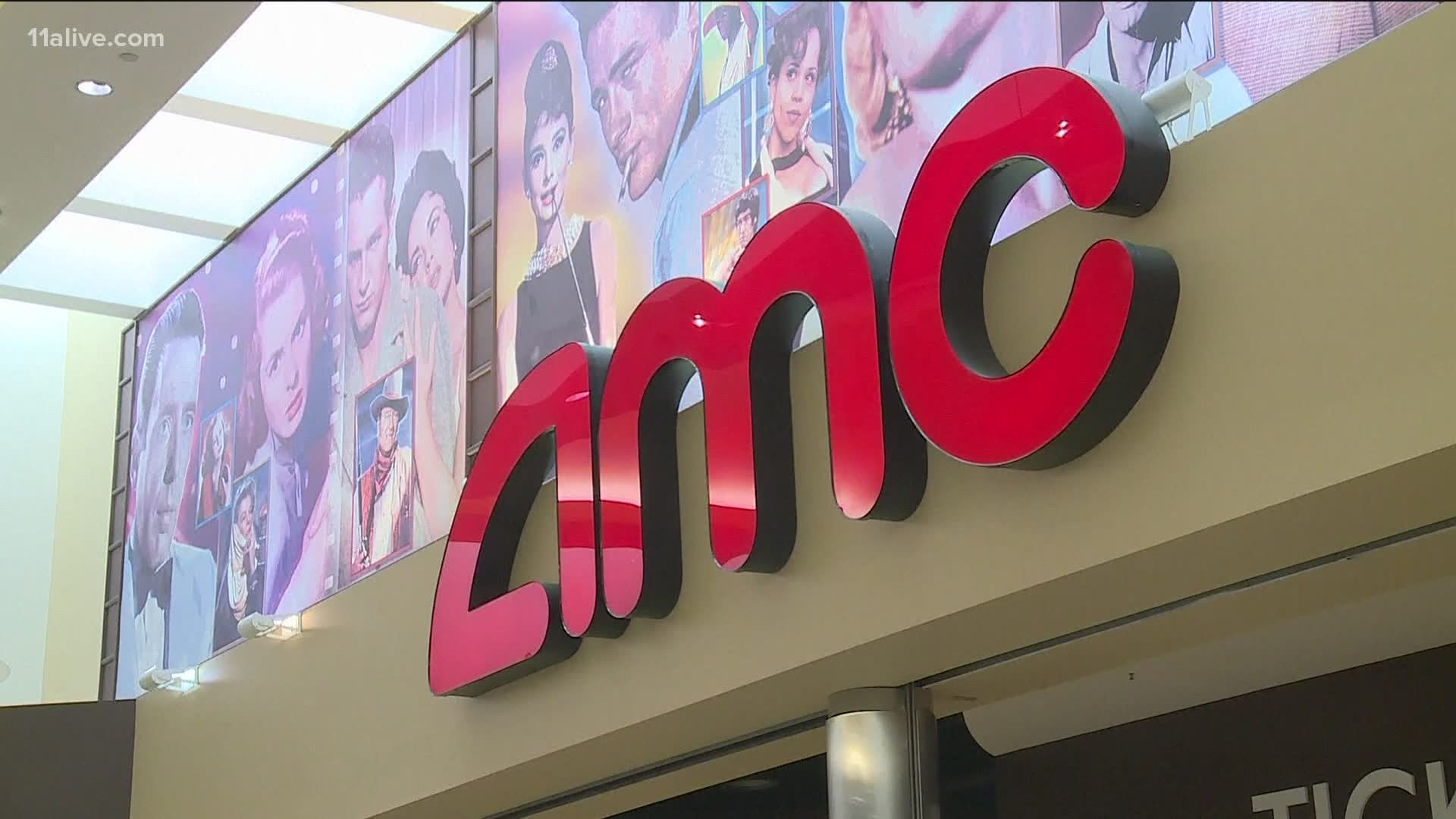 Amc Theatres Reopening Around Atlanta Here S When 11alive Com