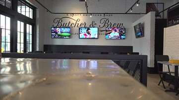 Butcher & Brew opens in Halcyon