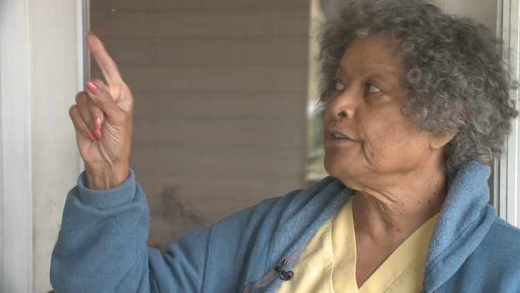 Grandma to burglar: 'You come any further and you're a dead SOB.'