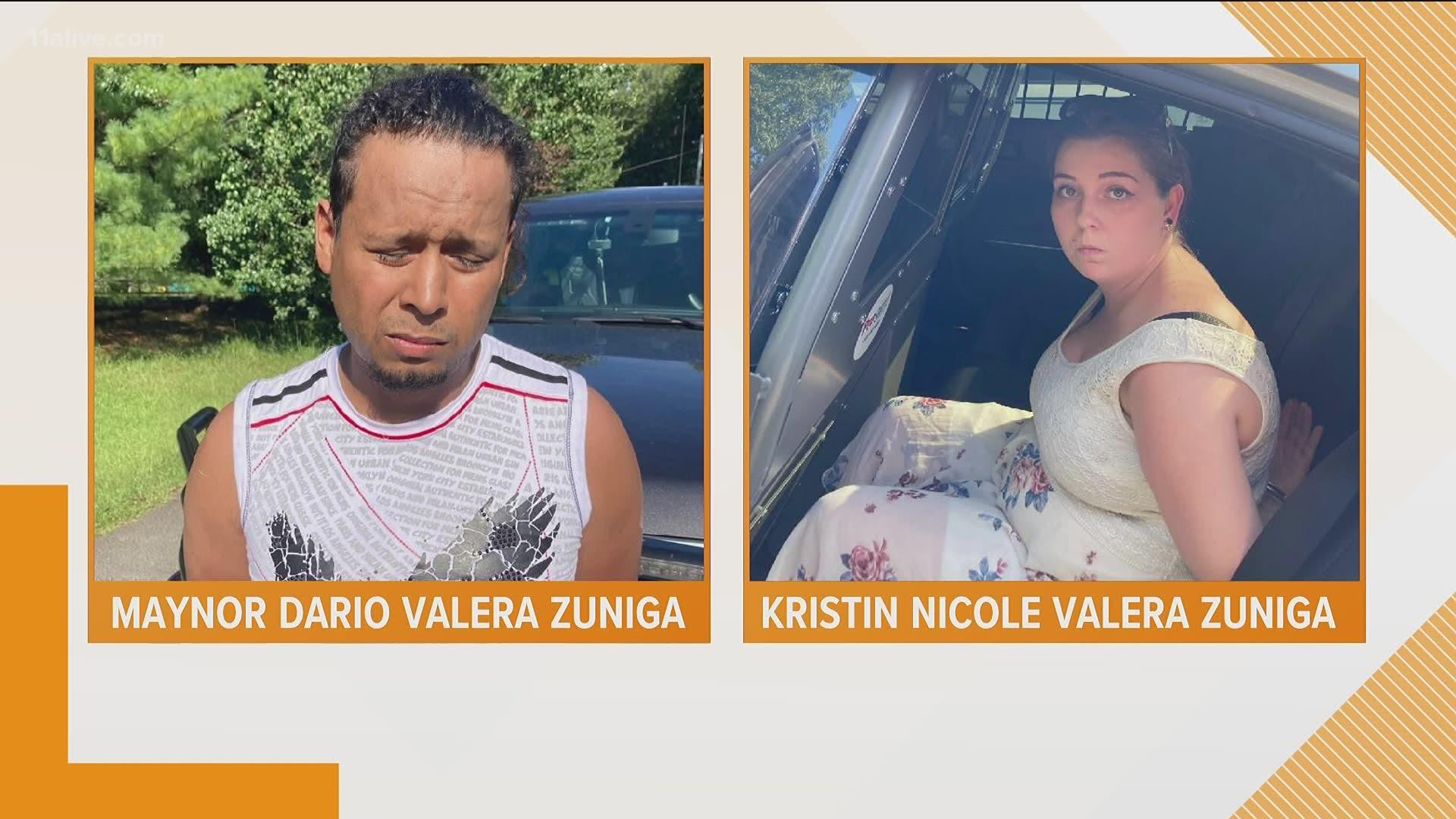 Amber Alert For Mateo Alejandro Montufar Barrera 11alive Com
