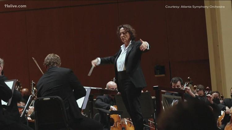 Atlanta Symphony's first woman director ushering in new era