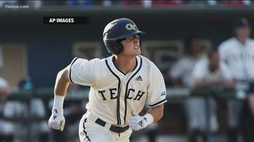 Baseball with the Halls at Georgia Tech