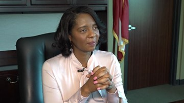 Cobb's new DA talks about historic appointment, abortion law