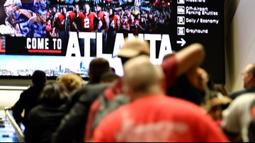 Screenings to be conducted at Atlanta airport for coronavirus, CDC says