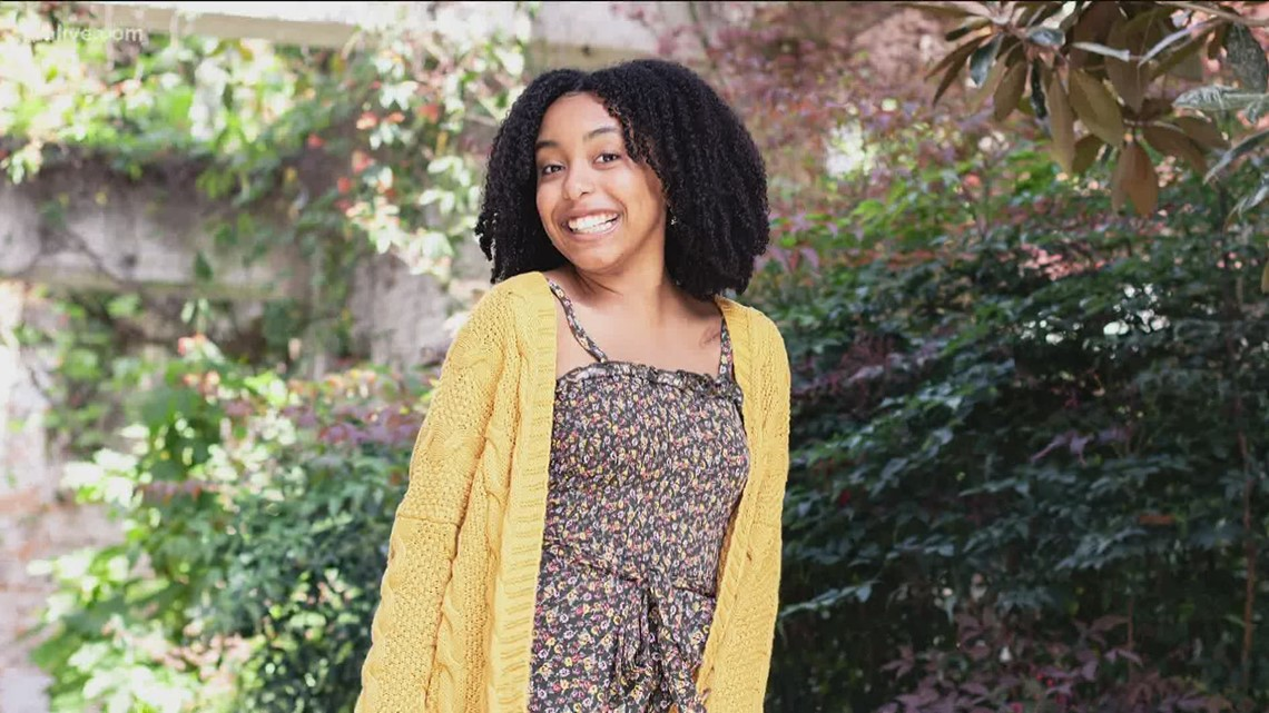 Atlanta teen actress wants to raise $16K for her Sweet 16 to go to research after cancer battle