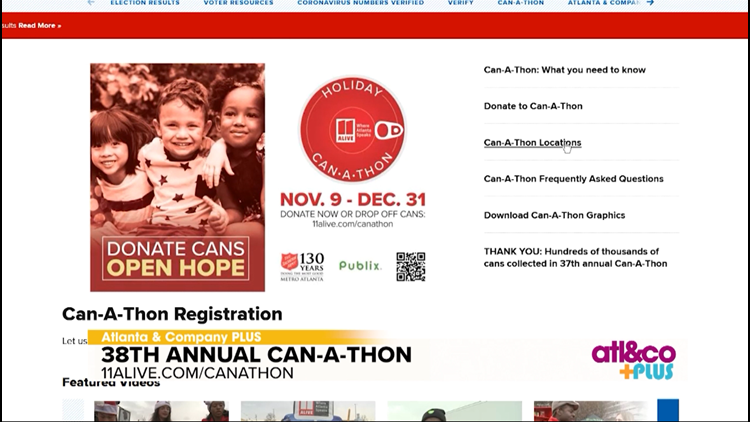Donate to the 38th Annual Can-A-Thon