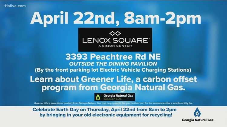 Earth Day with Georgia Natural Gas