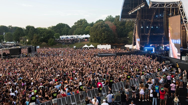 Music Midtown requiring full COVID vaccination or negative test result for attendance
