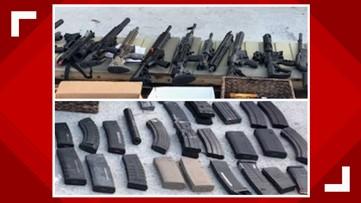 Metro Atlanta dentist found in gun-filled secret room after SWAT standoff
