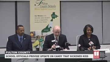 School officials provide update after drug revealed in Valentine's Day candy
