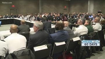 Super Bowl has Atlanta police agencies gearing up for huge turnout