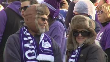 Purple Stride Atlanta brings awareness to Pancreatic Cancer