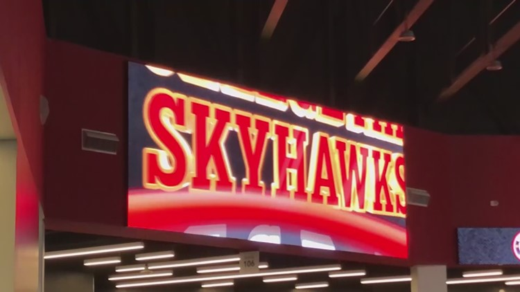 College Park Skyhawks holding tryouts this weekend, hosting free youth clinic