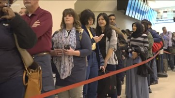 Shorter security lines at Hartsfield-Jackson