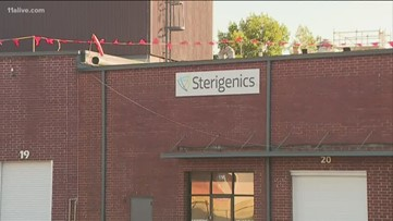 Sterigenics shuts down sterilization operations during construction amid pressure from state