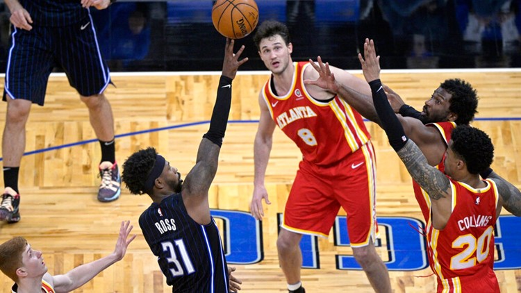Hawks beat Magic 115-112 without one key player Clint Capela