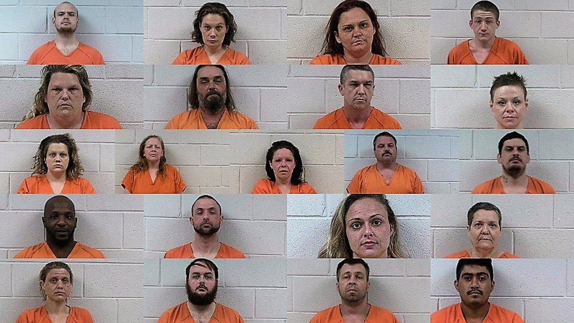 Meth crime ring bust leads to 26 arrests in north Georgia | 11alive com