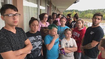 Families who call Cartersville motel home scrambling to find shelter after complex condemned