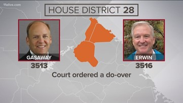 Special election tally narrowed to just 2 vote margin   Recount likely
