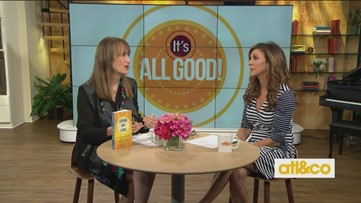 Robyn Spizman shares 'It's All Good' stories