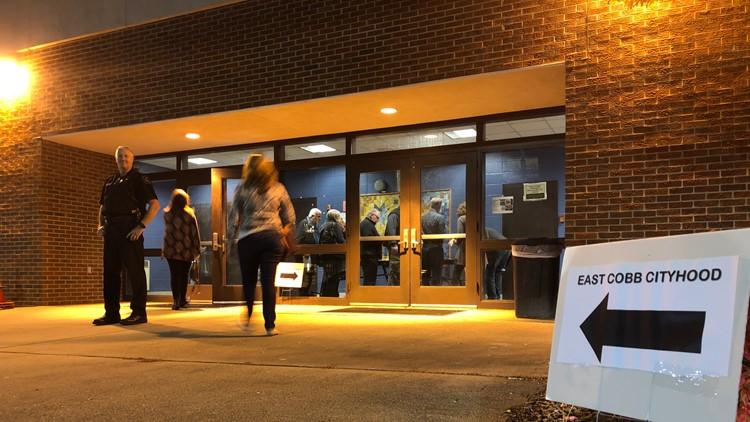 East Cobb Cityhood Debate