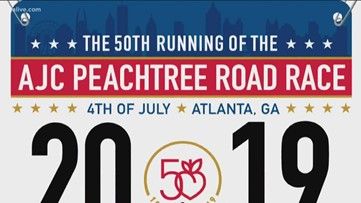 AJC Peachtree Road Race t-shirt voting is open