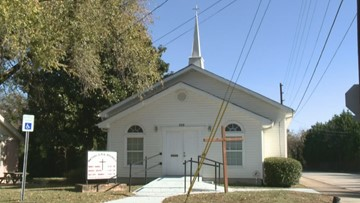 'It is important to come together' | Gainesville AME church returns following foiled attack