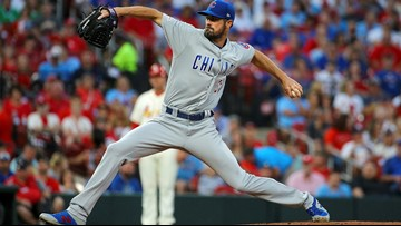 Braves continue to reshape pitching unit, sign Cole Hamels to 1-year contract worth $18M
