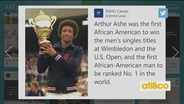 Black History Month: Arthur Ashe