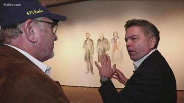 Veteran and philanthropist work together to raise awareness of PTSD in Cartersville
